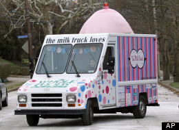 Milk Truck To The Breastfeeding Rescue!